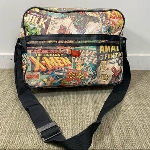 Marvel Comics Messenger Bag